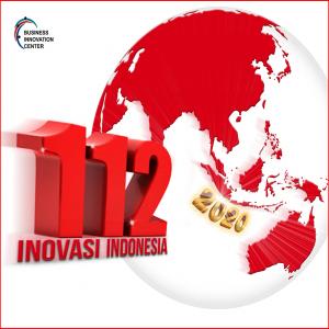 """112 Inovasi Indonesia - 2020"" TERPILIH!"