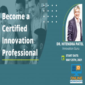 Certified Innovation Professional (CIP) - Online
