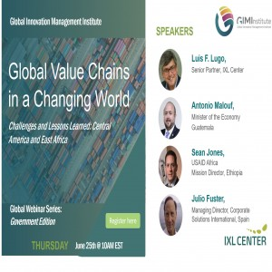 GIMI Webinar: Global Value Chain in a Changing World