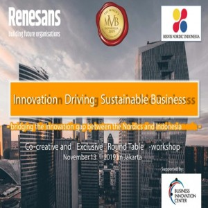 Innovation Driving Sustainable Business