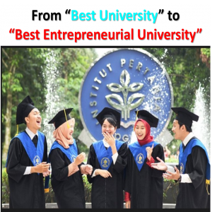 Model Entrepreneurial University di Indonesia?