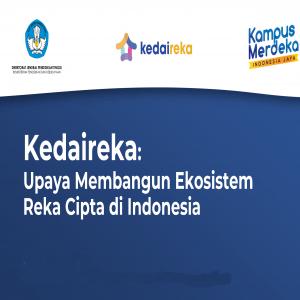 Selamat Datang KEDAIREKA !        Di Khasanah Inovasi Indonesia