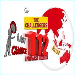 """81 Challengers lolos ke Pemilihan """"112 Inovasi Indonesia - 2020"""""""