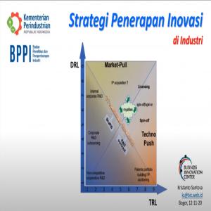 Strategi Penerapan Inovasi di Industri