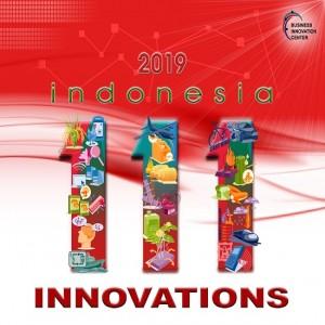 "Inovator Terbaik  ""111 Inovasi  Indonesia - 2019"" !"
